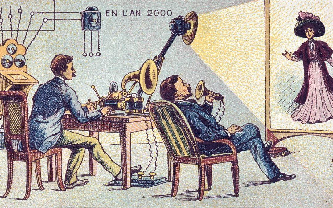 Bildtelefonie – Vorläufer der Videokonferenz