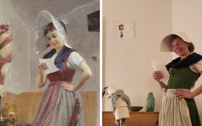 Kunst und Quarantäne. Knoblauch, Klopapier und Küchensieb