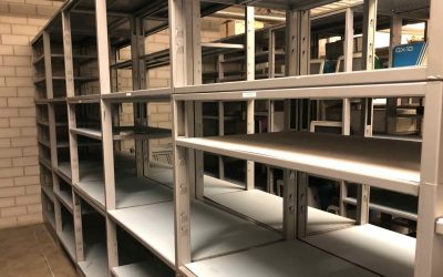 Hinter den Kulissen: Sammlungsarbeit im Depot