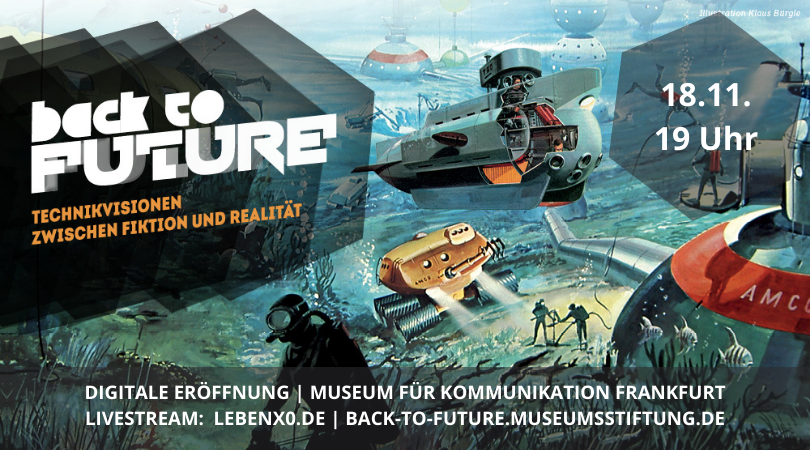 Back to Future: Live dabei.