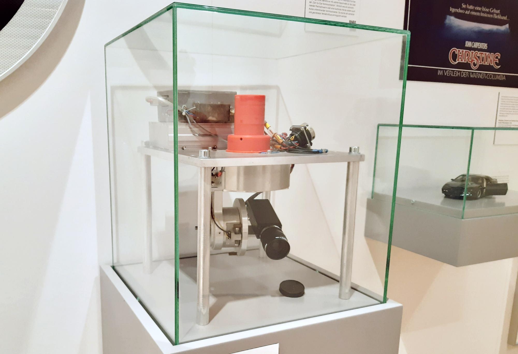 Museum für Kommunikation Frankfurt: Postkutsche