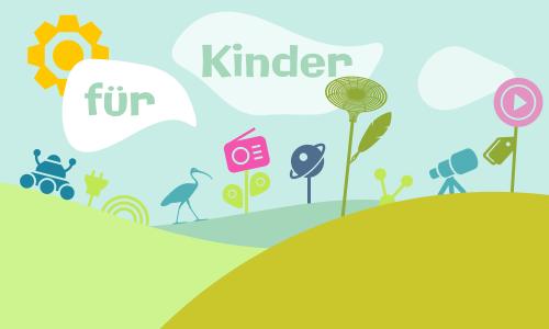 Online-Angebote für Kinder