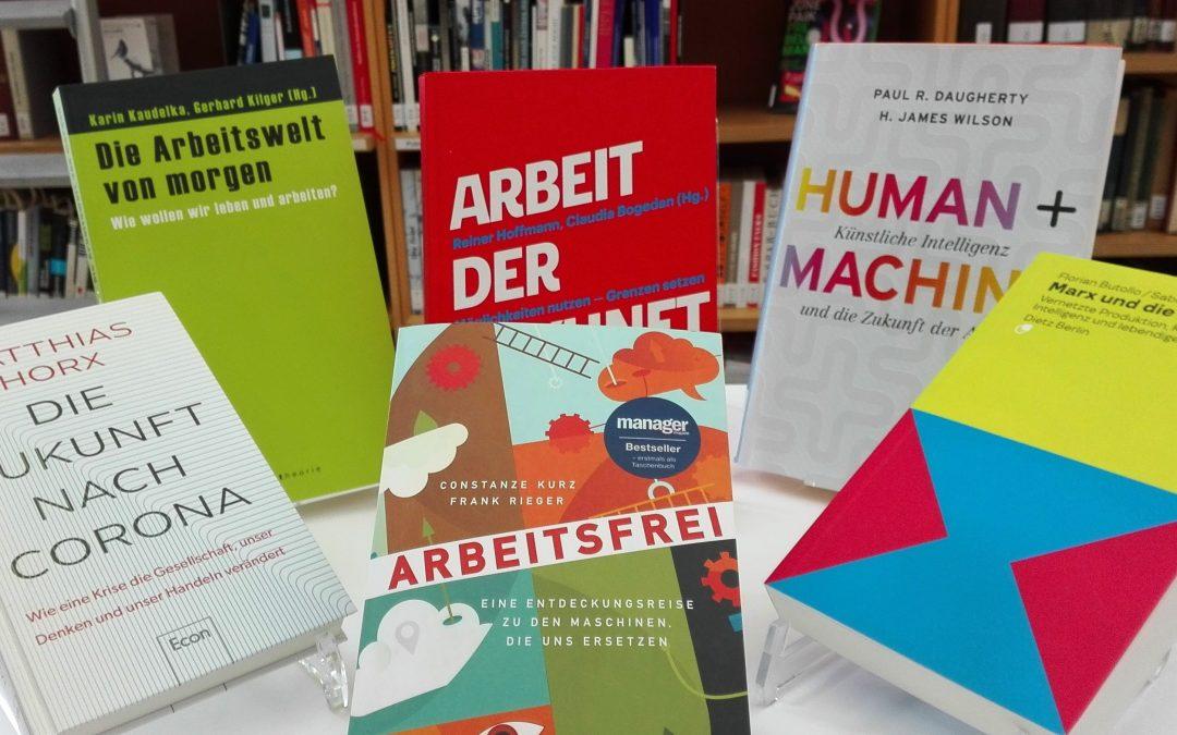 Literaturtipps zum Tag der Arbeit 2021