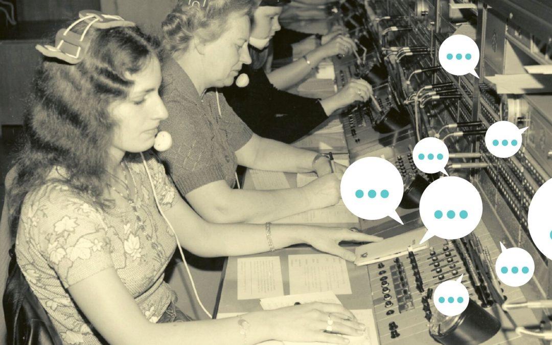Vom Telegramm zu Telegram – Kurznachrichtendienste im Wandel der Zeit