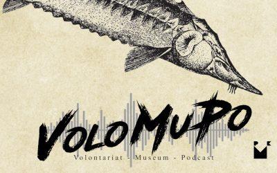 VoloMuPo – Volontariat, Museum, Podcast