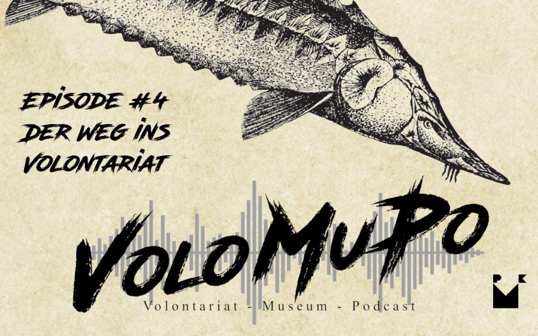 Episode 4: Der Weg ins Volontariat