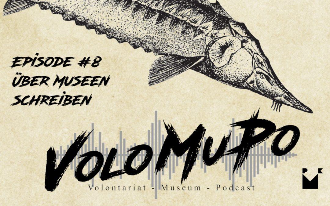 Episode 8: Über Museen schreiben