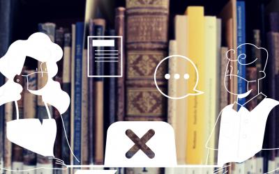 Entzugserscheinung – Bibliotheken im Lockdown