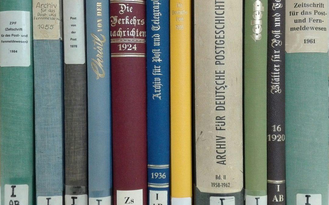 Zettelkasten digital – Die Zeitschriften der Stiftung in der ZDB