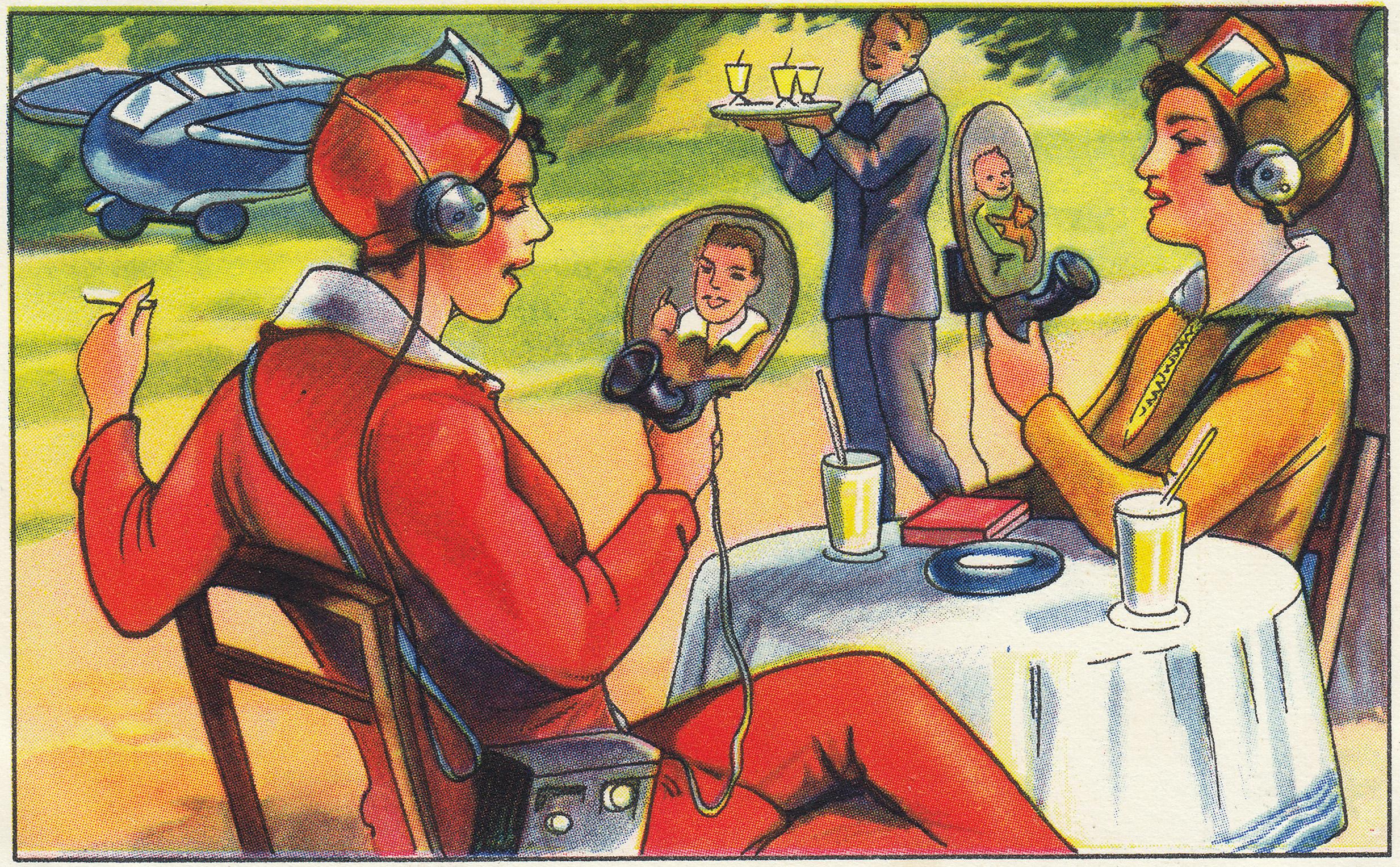 Back to Future_Autonomes Fahren_Futurama